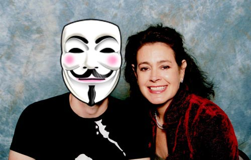 Sean Young and myself