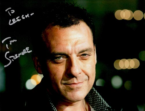 Tom Sizemore's autograph