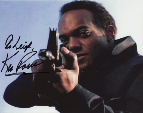 Ken Foree's autograph
